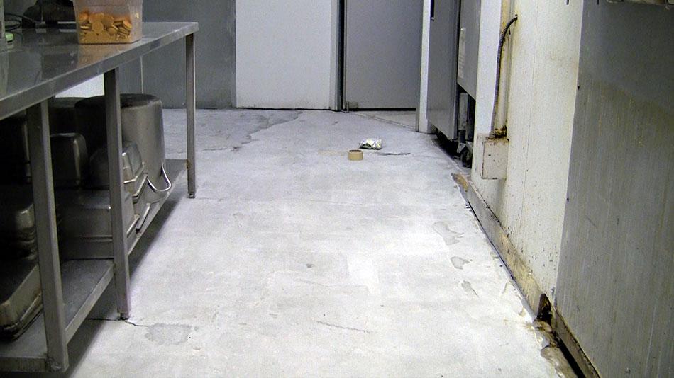 ... Commercial Restaurant Kitchen Floor Polyaspartic ...